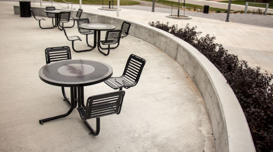 Urban Park Table Products